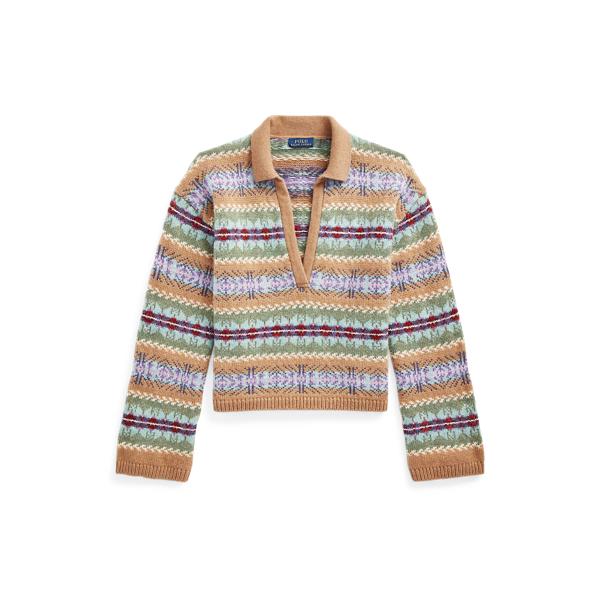 Polo Ralph Lauren Fair Isle Wool Pullover