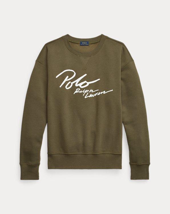 Fleece Logo Sweatshirt