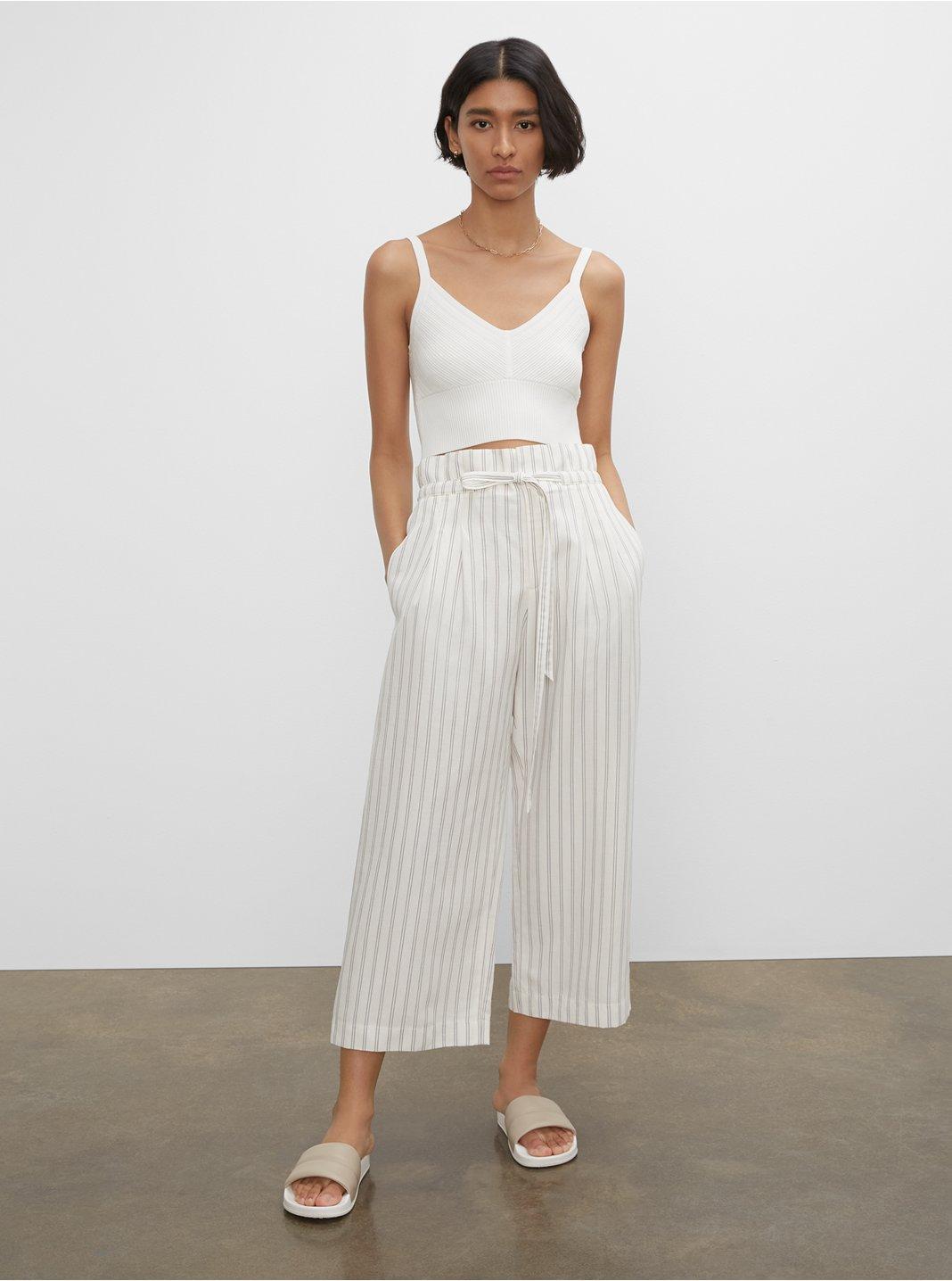 Striped Anreannah Pants