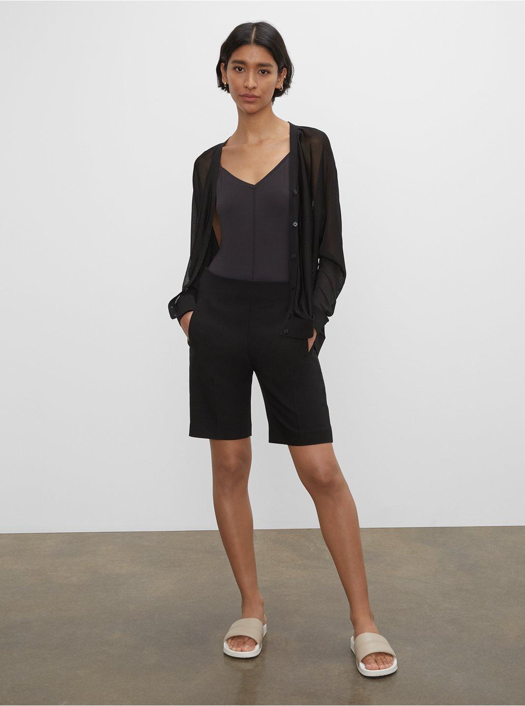 Slim Tailored Shorts