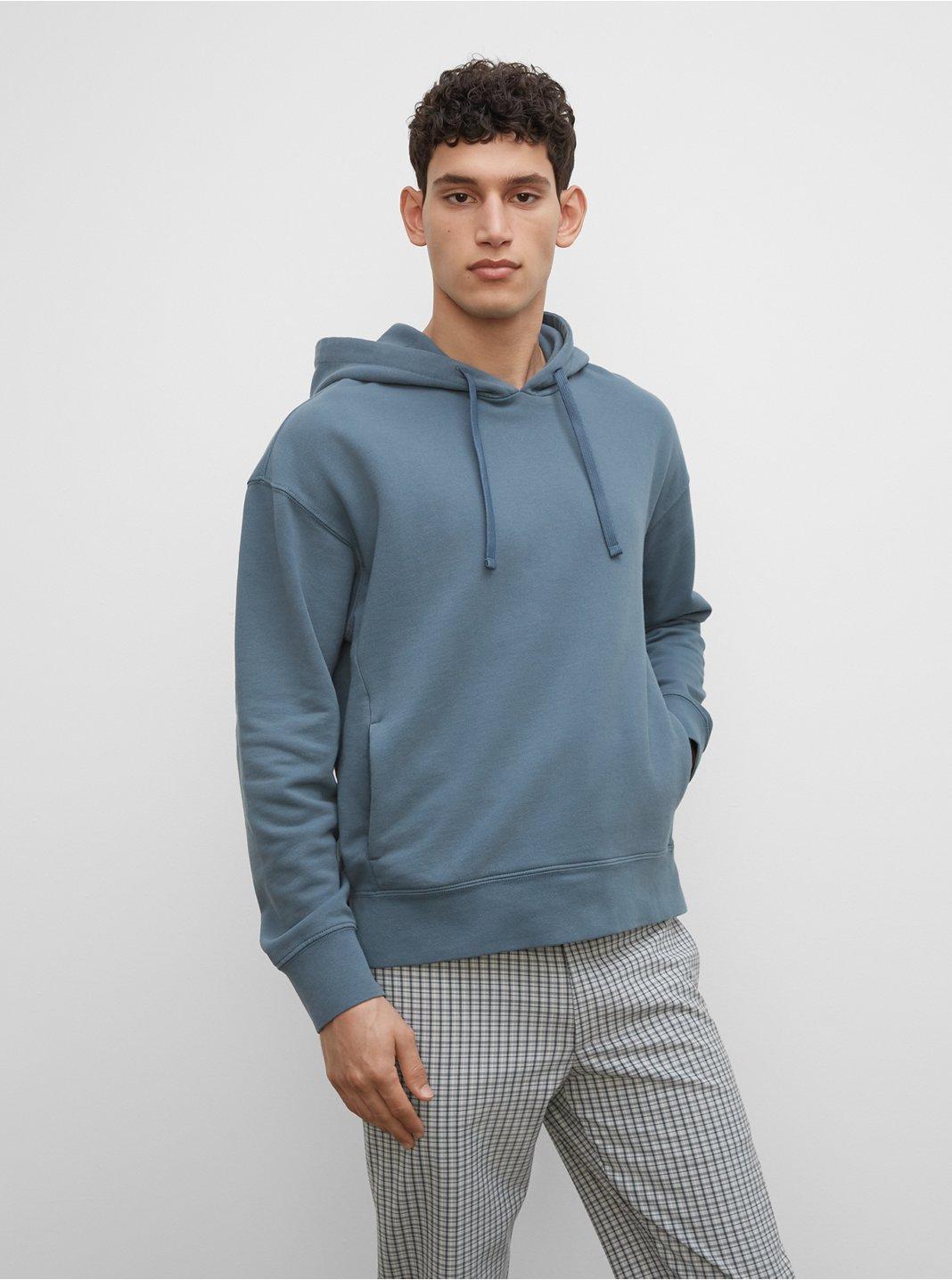 Garment Dyed Hoodie