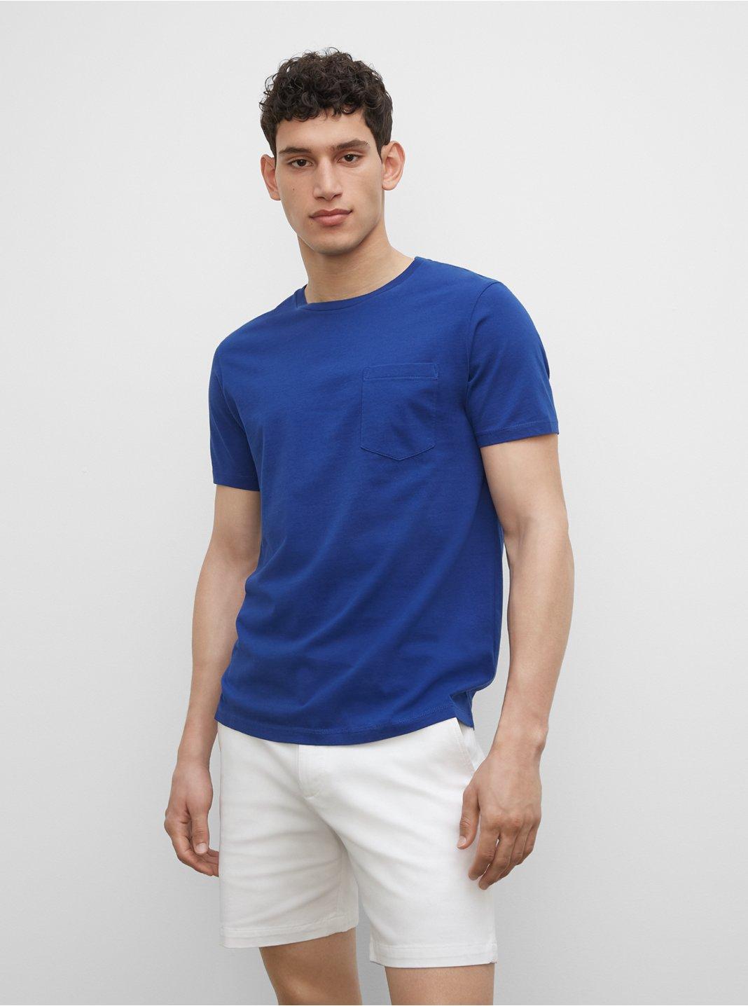 T-shirt à poche Williams
