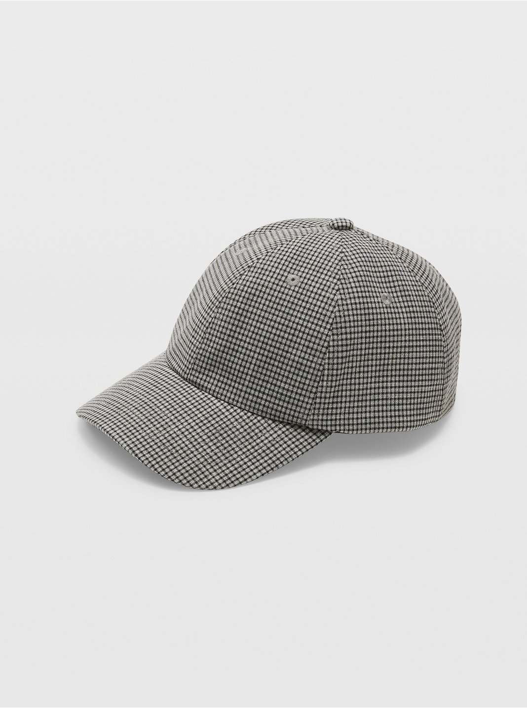 CM Mini Check Baseball Cap