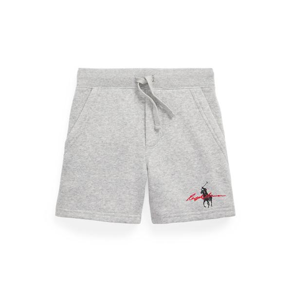 폴로 랄프로렌 남아용 반바지 Polo Ralph Lauren Logo Fleece Short,Andover Heather