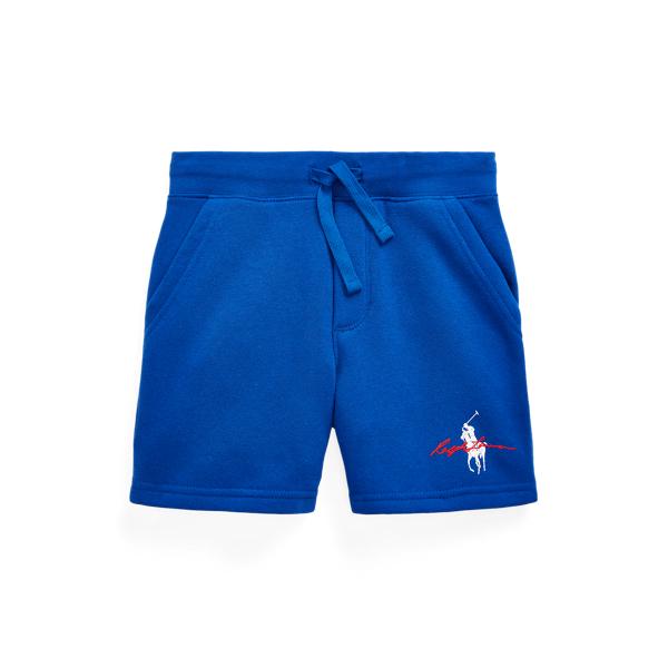 폴로 랄프로렌 남아용 반바지 Polo Ralph Lauren Logo Fleece Short,Rugby Royal