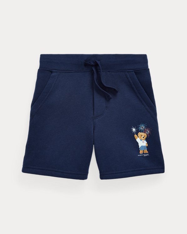 Polo Bear Fleece Short