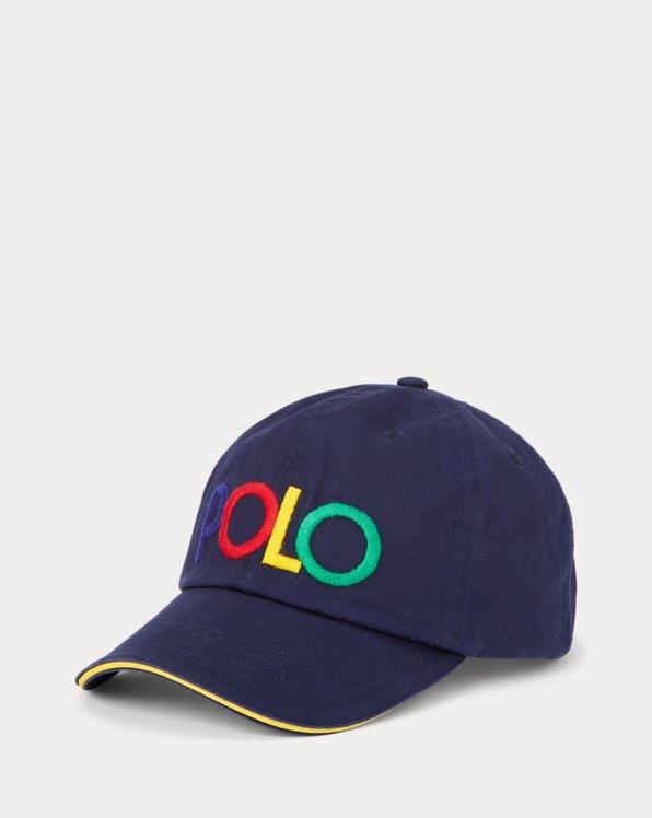 Logo Cotton Twill Ball Cap