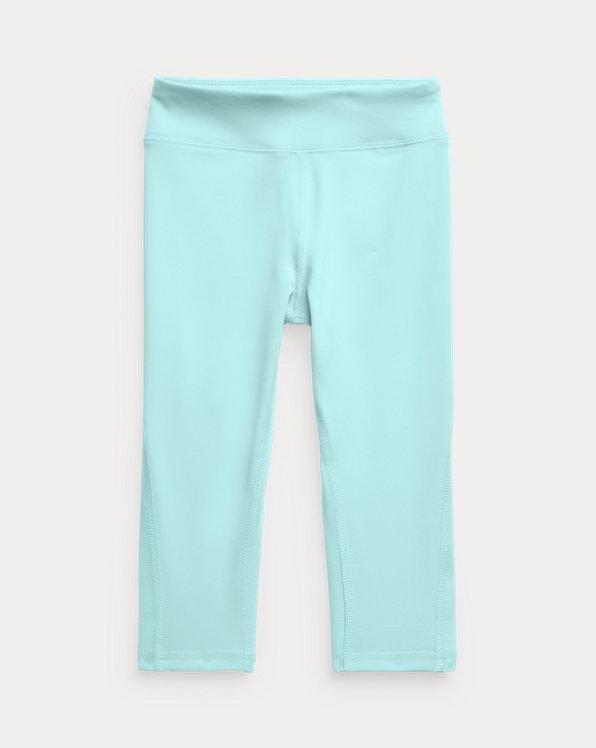 Stretch Jersey Cropped Legging