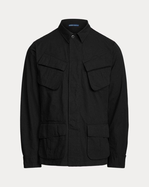 Ripstop Utility Suit Jacket
