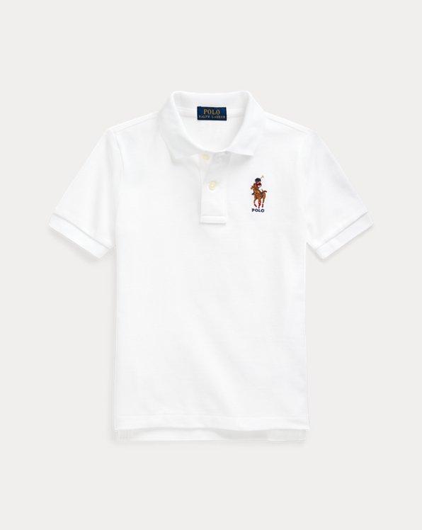 Polo Polo Bear et Big Pony en coton