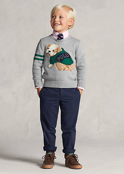 Polo Ralph Lauren Straight Fit Flex Abrasion Twill Pant