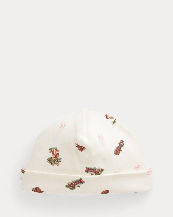 Polo Bear Interlock Hat