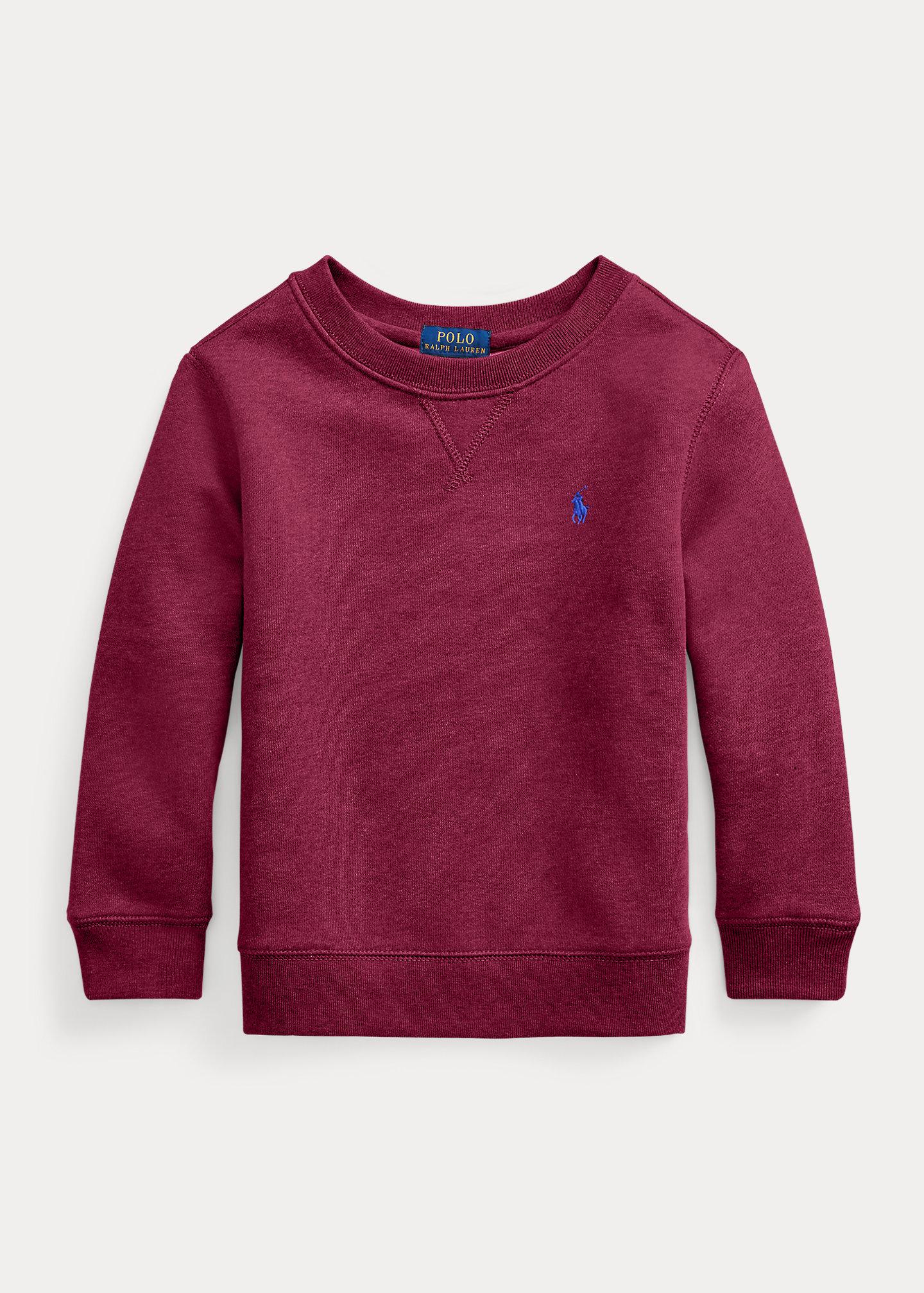 Polo Ralph Lauren Fleece Crewneck Sweatshirt