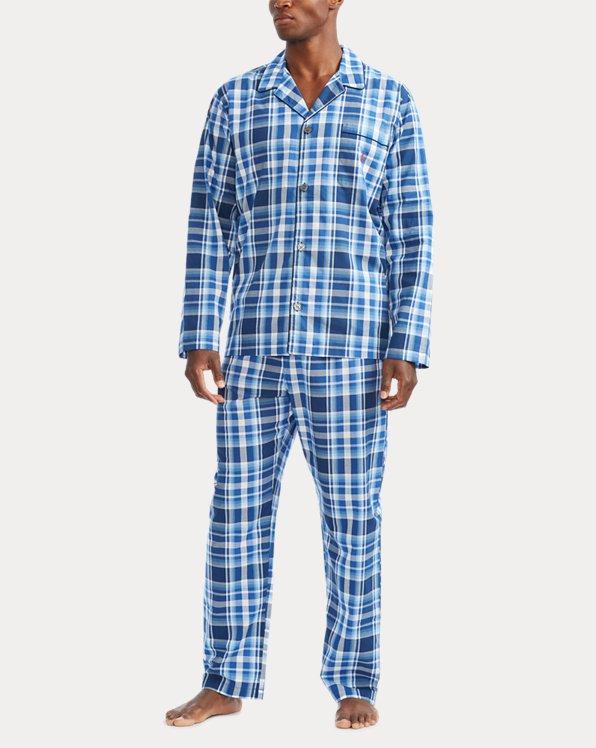 Plaid Pajama Pant