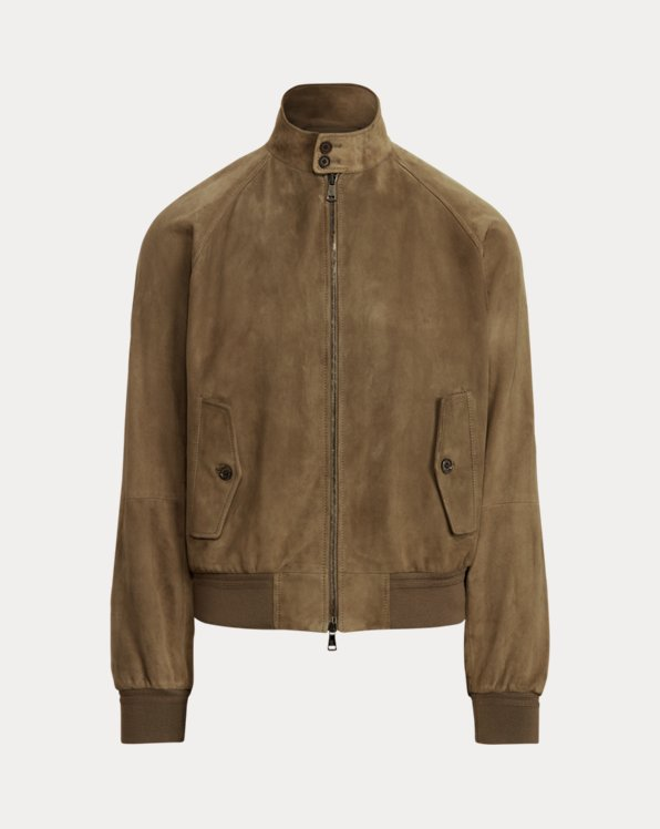 Torrence Suede Jacket