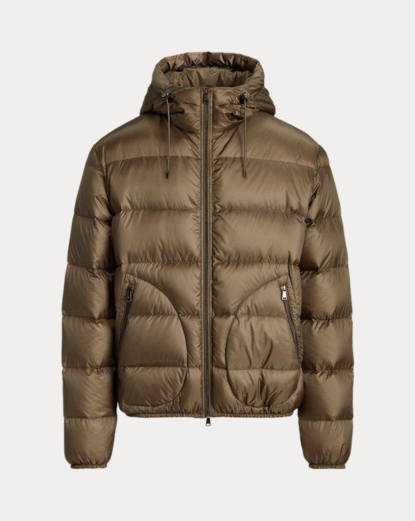 Mackay Ripstop Down Jacket