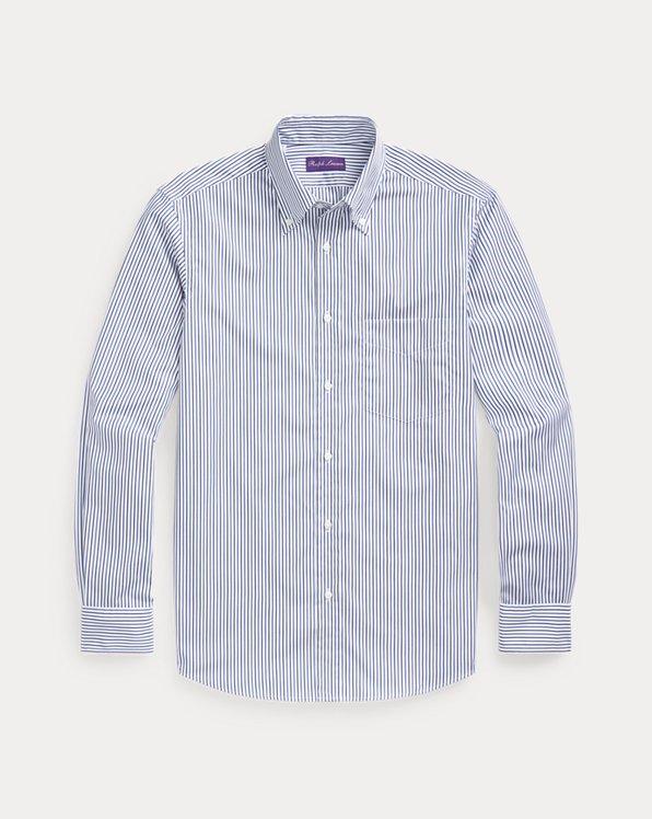 Striped Easy Care Poplin Shirt