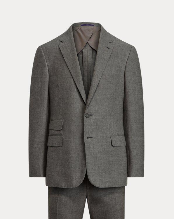 Kent Wool Flannel Suit