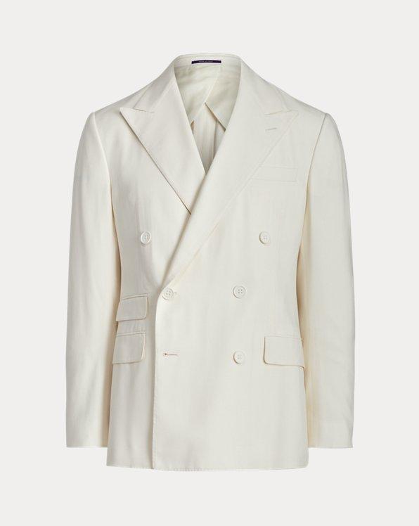 Kent Twill Suit Jacket