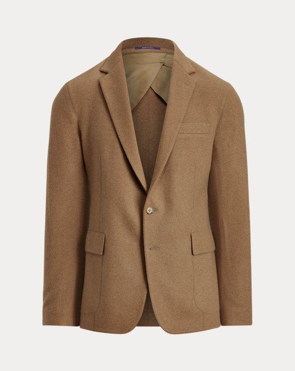 Hadley Wool-Blend Jersey Suit Jacket