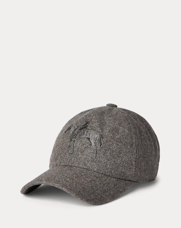 Wool Flannel Ball Cap