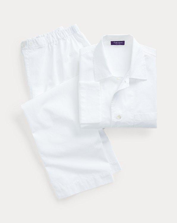 Monogram Poplin Pajama Set