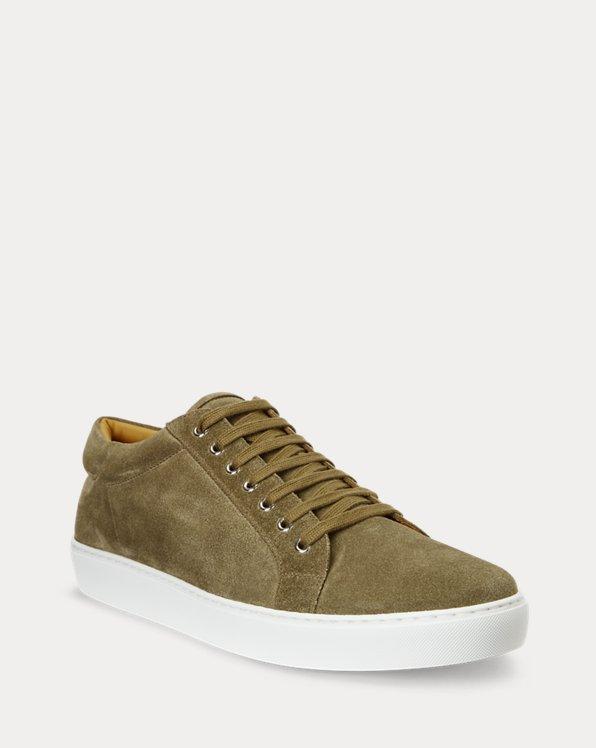 Severn Suede Sneaker