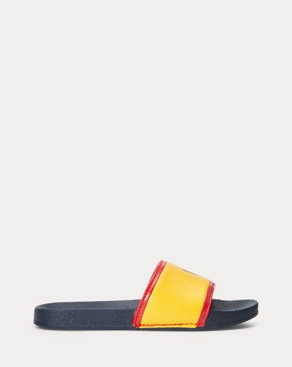 Quilton Slide Sandal