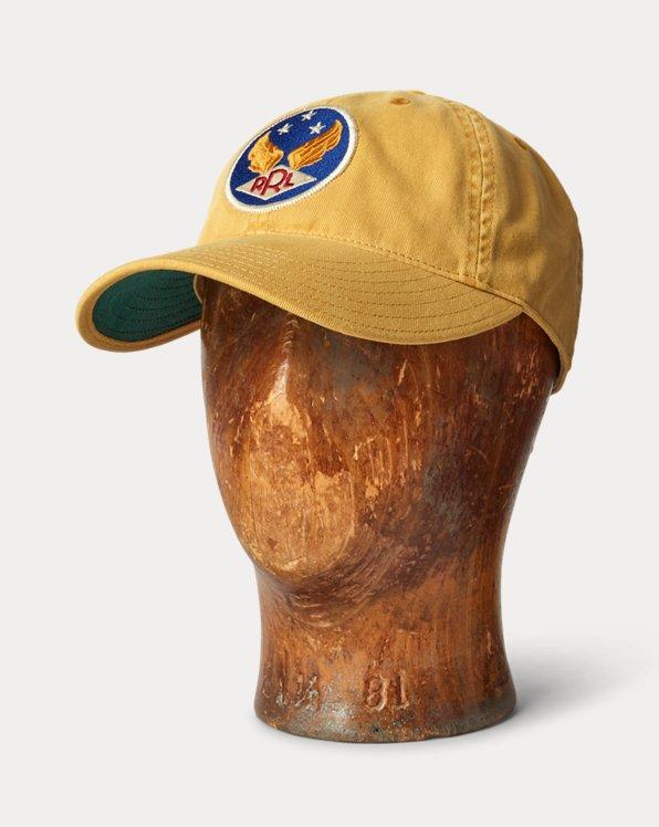 Winged-Logo Ball Cap