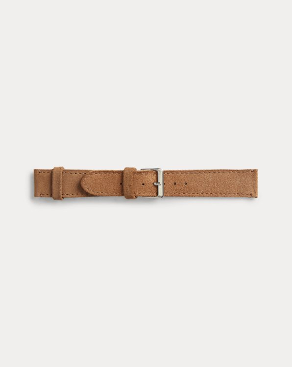 Roughout Suede Watch Strap