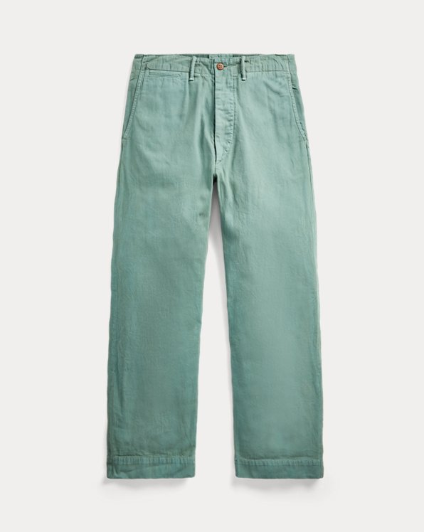 Garment-Dyed Twill Field Pant