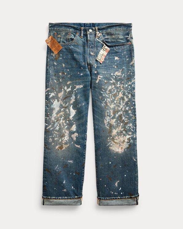 Vintage 5-Pocket Fit Selvedge Jean