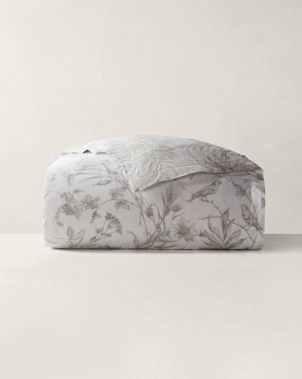 Genevieve Floral Sateen Comforter