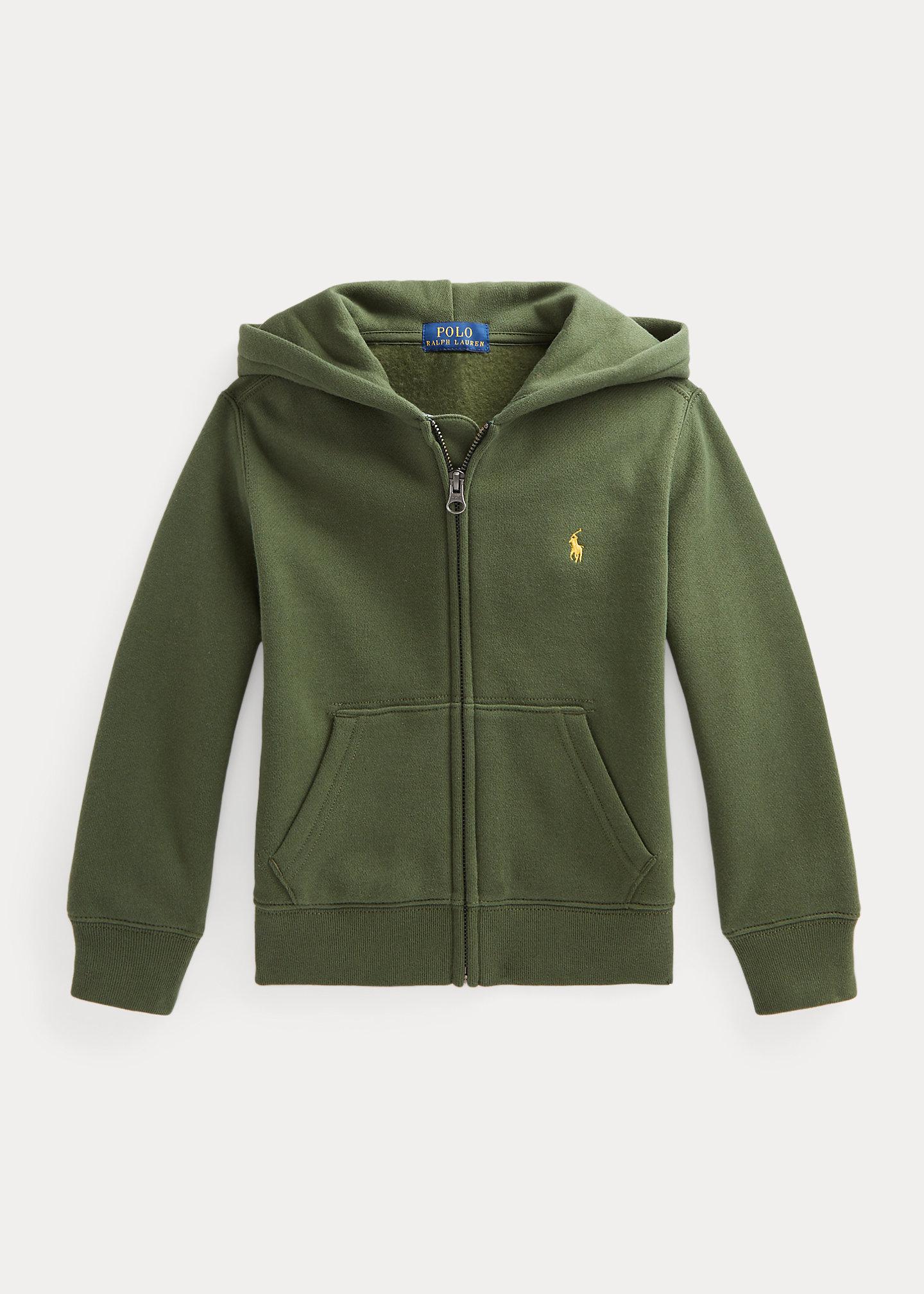 Polo Ralph Lauren Fleece Full Zip Hoodie