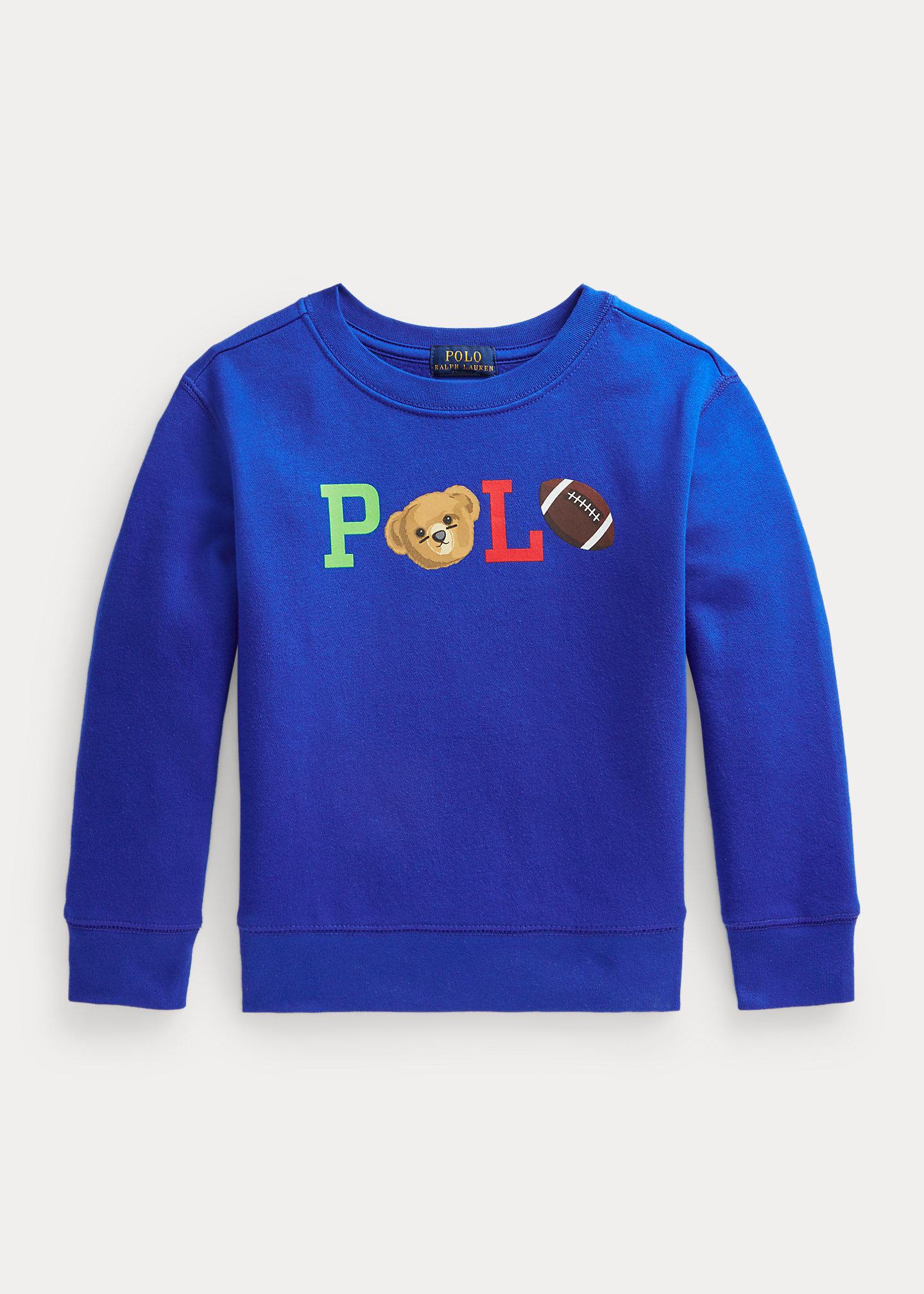 Polo Ralph Lauren Polo Bear Logo Fleece Sweatshirt