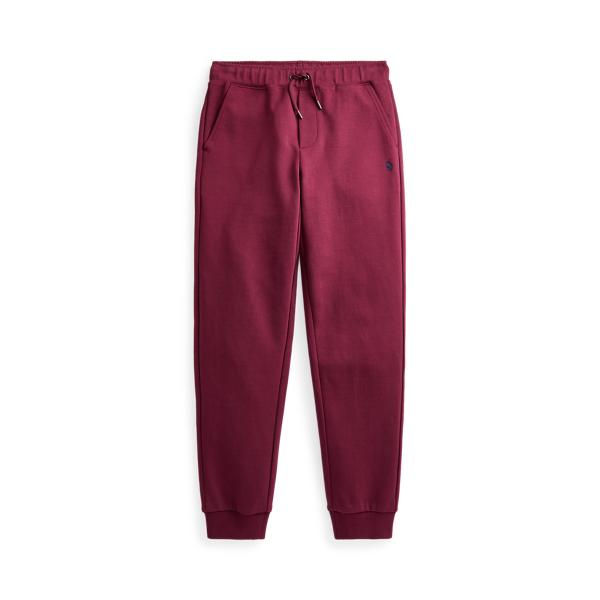 폴로 랄프로렌 보이즈 조거 팬츠 Polo Ralph Lauren Double Knit Jogger Pant,Classic Wine