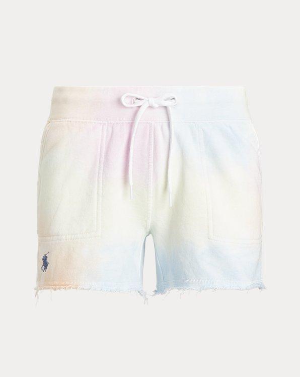 Tie-Dye Fleece Short