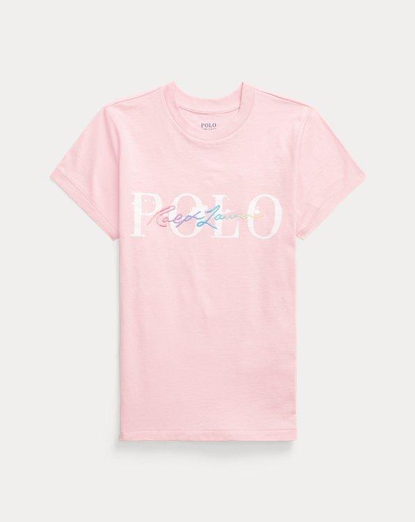 Baumwoll-T-Shirt mit Farbspritzern