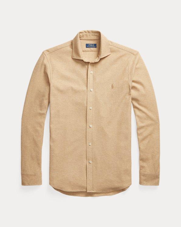 Hemd aus strukturiertem Jacquard