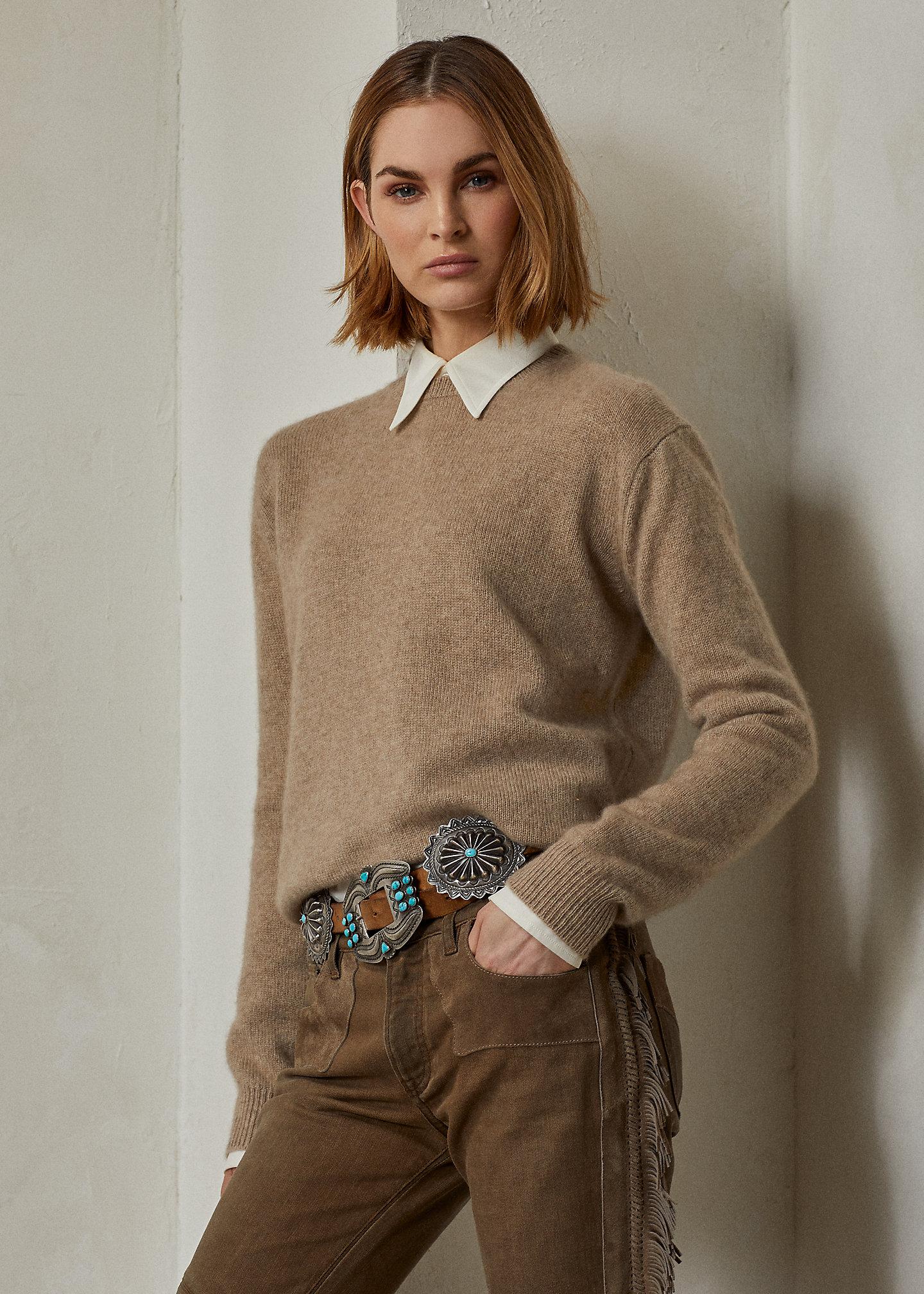 Ralph Lauren Collection Cashmere Crewneck Sweater 1