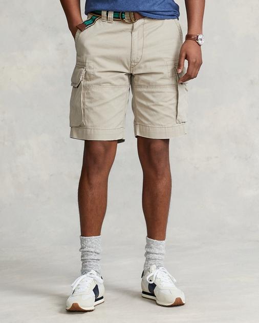 9644f0961e Classic Fit Cotton Cargo Short | Shorts Shorts & Swimwear | Ralph Lauren