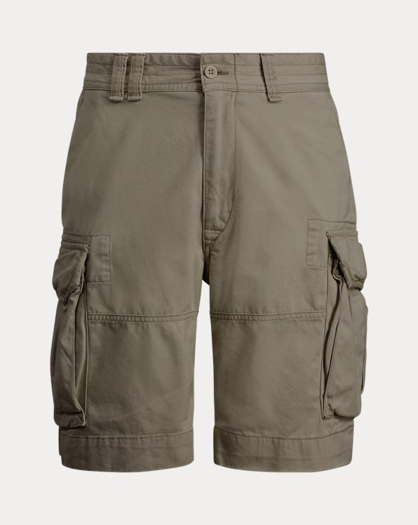 10.5-Inch Classic Fit Chino Cargo Short