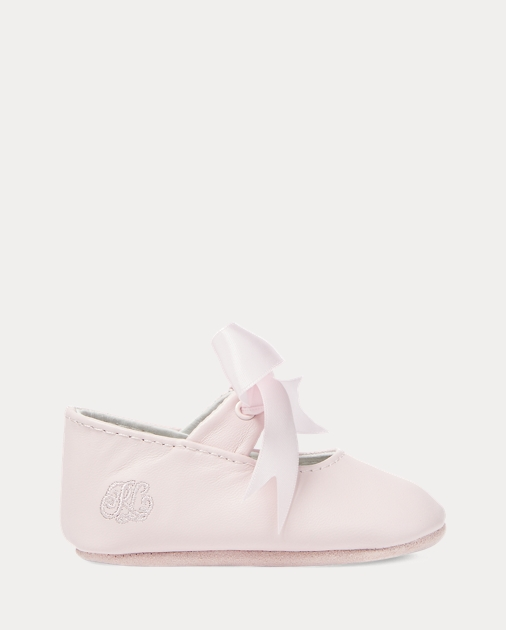 81fb0d8dc734 Baby Girl Briley Lambskin Slipper 1