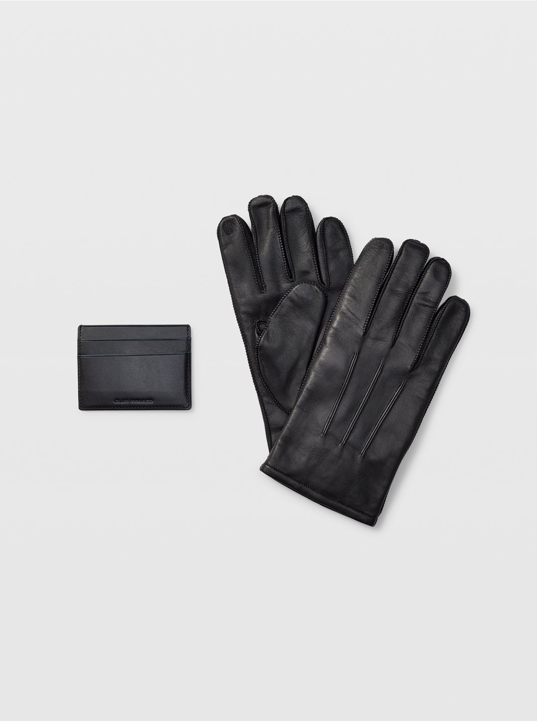 The Leather Goods Set