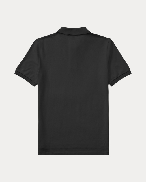 94a06eabe Cotton Mesh Polo Shirt   Short Sleeve Polo Shirts   Ralph Lauren