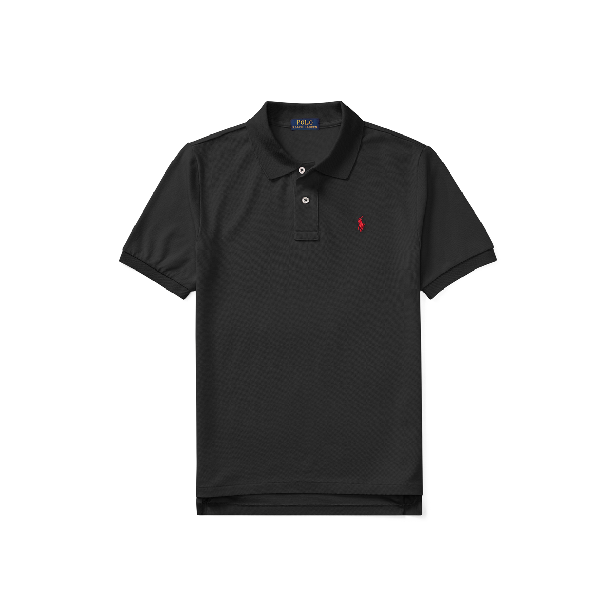 d5f7c04f6 Cotton Mesh Polo Shirt