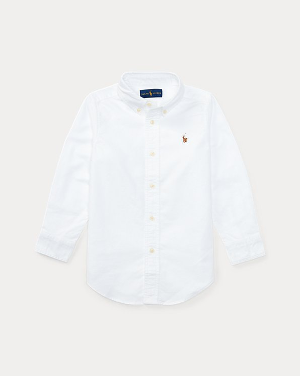 Cotton Oxford Sport Shirt