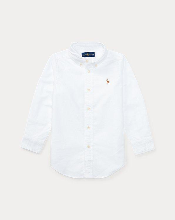 Camicia sportiva Oxford in cotone