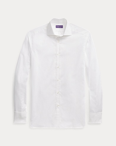 French Cuff Poplin Shirt
