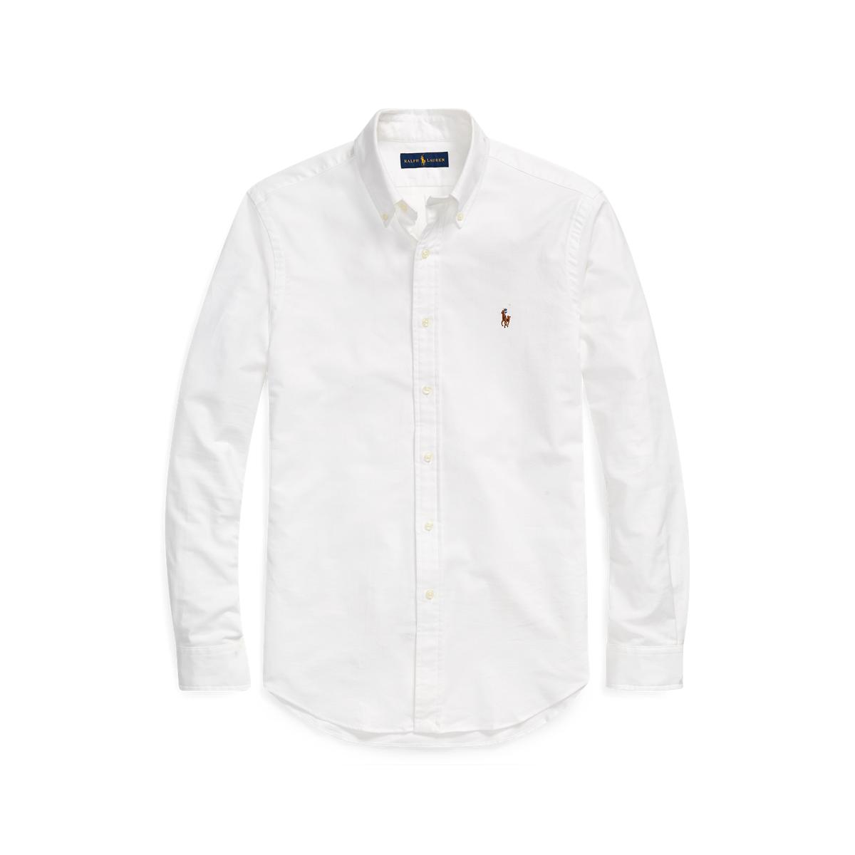 on sale bcc3e 8f7f8 Slim Fit Oxford Shirt | Ralph Lauren DE